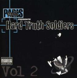 Paris - Paris Presents: Hard Truth Soldiers, Vol. 2 CD Cover Art