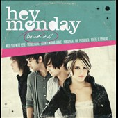Hey Monday - Beneath It All CD Cover Art