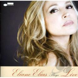 Elias, Eliane - Eliane Elias Plays Live CD Cover Art