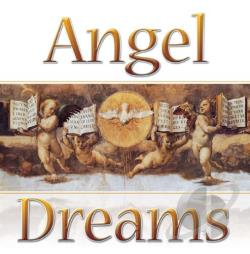 Angel Dreams CD Cover Art
