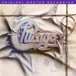 Chicago - Chicago 17 CD Cover Art