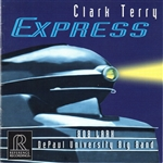 Terry, Clark - Express CD Cover Art