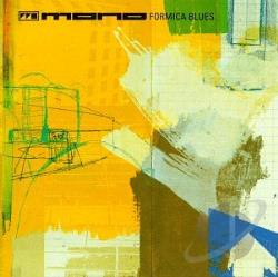 Mono (UK) - Formica Blues CD Cover Art