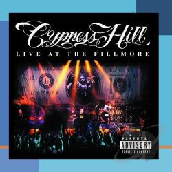 Cypress Hill - Live at the Fillmore CD Cover Art