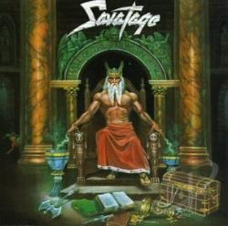 Savatage - Hall of the Mountain King CD Cover Art