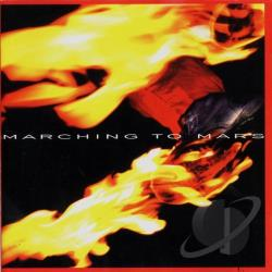 Hagar, Sammy - Marching to Mars CD Cover Art