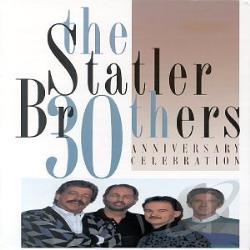 Statler Brothers - 30th Anniversary Celebration CD Cover Art