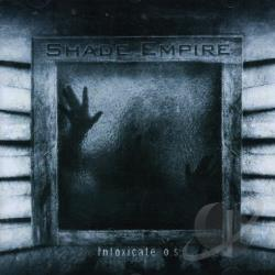 Shade Empire - Intoxicate O.S. CD Cover Art