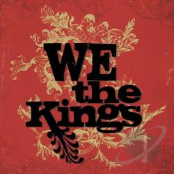 We The Kings - We the Kings CD Cover Art