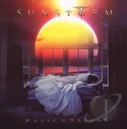 Sunstorm - House of Dreams CD Cover Art