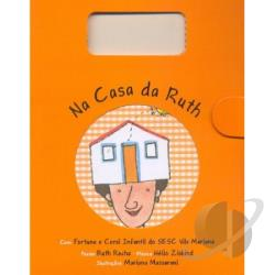 Fortuna - Na Casa Da Ruth CD Cover Art