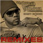 Flo Rida - Right Round Remixes DB Cover Art