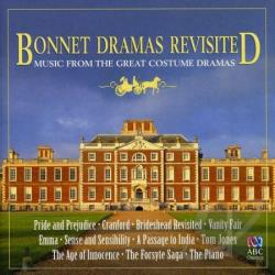 Bonnet Dramas Revisited CD Cover Art