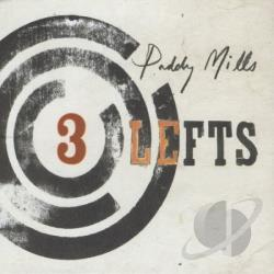 Mills, Paddy - 3 Lefts CD Cover Art