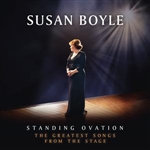 Boyle, Susan - Standing Ovation: The Greatest Songs From The Stage DB Cover Art
