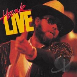 Williams, Hank, Jr. - Hank Live CD Cover Art