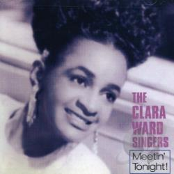 Ward, Clara & The Ward Singers - Meetin' Tonight! CD Cover Art