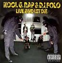 Kool G. Rap - Live & Let Die CD Cover Art