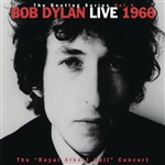 Dylan, Bob - Bootleg Series, Vol. 4: The Royal Albert Hall Concert CD Cover Art