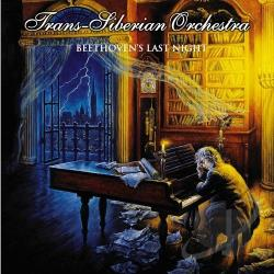 Trans-Siberian Orchestra - Beethoven's Last Night CD Cover Art