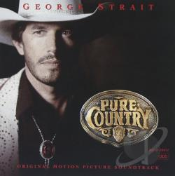 Strait, George - Pure Country CD Cover Art