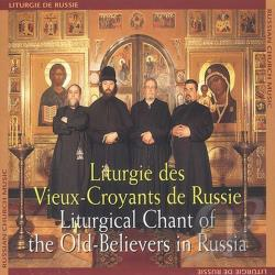 Ensemble Vocal des Vieux-Cro - Liturgical Chant of the Old CD Cover Art