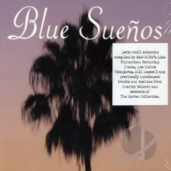 Blue Suenos CD Cover Art