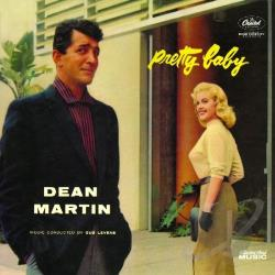 Martin, Dean - Pretty Baby CD Cover Art