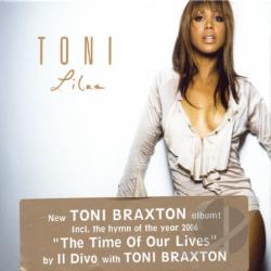 Braxton, Toni - Libra CD Cover Art