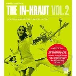 In - Kraut, Vol. 2: Hip - Shaking Grooves Made in Germany 1967 - 1974 CD Cover Art