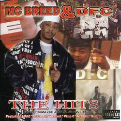 M.C. Breed / Mc Breed And Dfc - Hits CD Cover Art