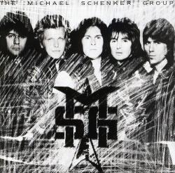 Michael Schenker Group - MSG CD Cover Art