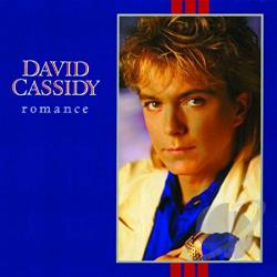 Cassidy, David - Romance CD Cover Art