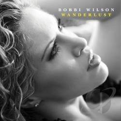 Bobbi Wilson - Wanderlust CD Cover Art