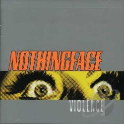 Nothingface - Violence CD Cover Art