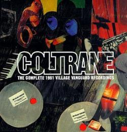 Coltrane, John - Complete 1961 Village Vanguard Recordings CD Cover Art