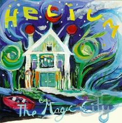 Helium - Magic City CD Cover Art