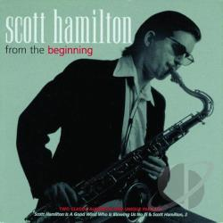 Hamilton, Scott - From the Beginning CD Cover Art