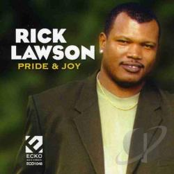 Lawson, Rick / Lawson, Ricky - Pride & Joy CD Cover Art
