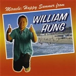 Hung, William - Miracle: Happy Summer from William Hung CD Cover Art