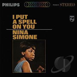 Simone, Nina - I Put a Spell on You CD Cover Art