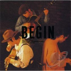 Begin - Dokoka De Yume Ga Kuchibue Wo Fuku Y CD Cover Art