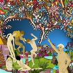 Of Montreal - Skeletal Lamping CD Cover Art