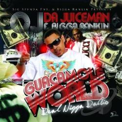 Bigga Rankin / Oj Da Juiceman - Guacamole World CD Cover Art