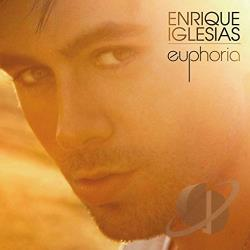 Iglesias, Enrique - Euphoria CD Cover Art