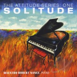Nance, Robert - Solitude CD Cover Art