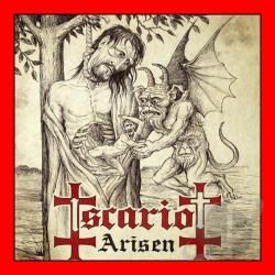 Iscariot - Arisen CD Cover Art