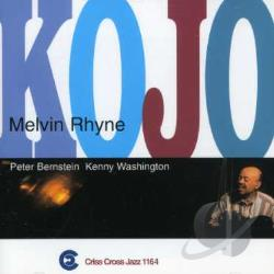 Rhyne, Melvin - Kojo CD Cover Art