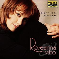 Vitro, Roseanna - Passion Dance CD Cover Art