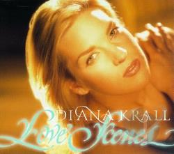 Krall, Diana - Love Scenes CD Cover Art